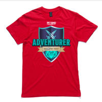 Adventurer d20 T-Shirt  Thumbnail